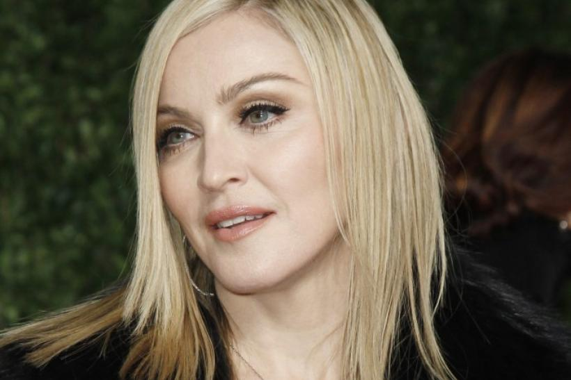 "Madonna ""very upset"" at new song leak: manager"
