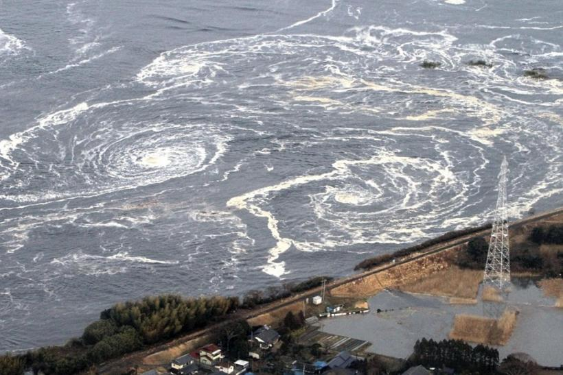 Japan's 8.8 richterscale earthquake