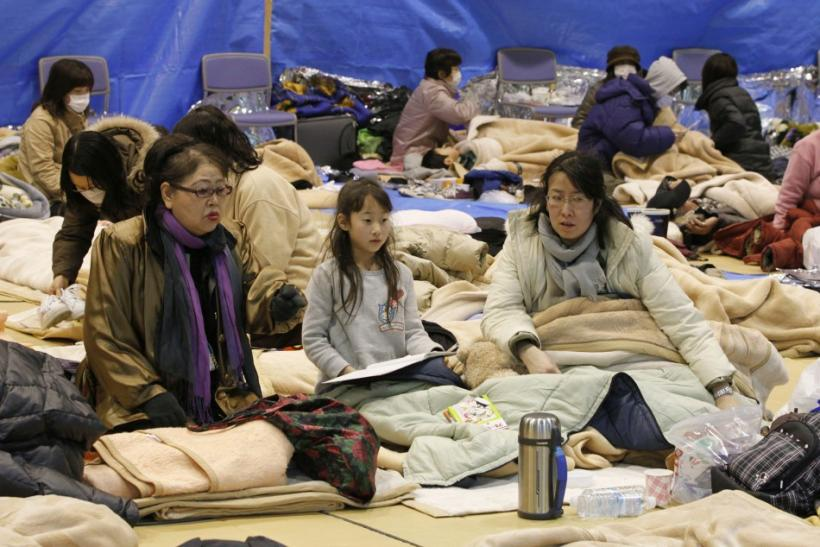 China offers support for Japan's quake relief