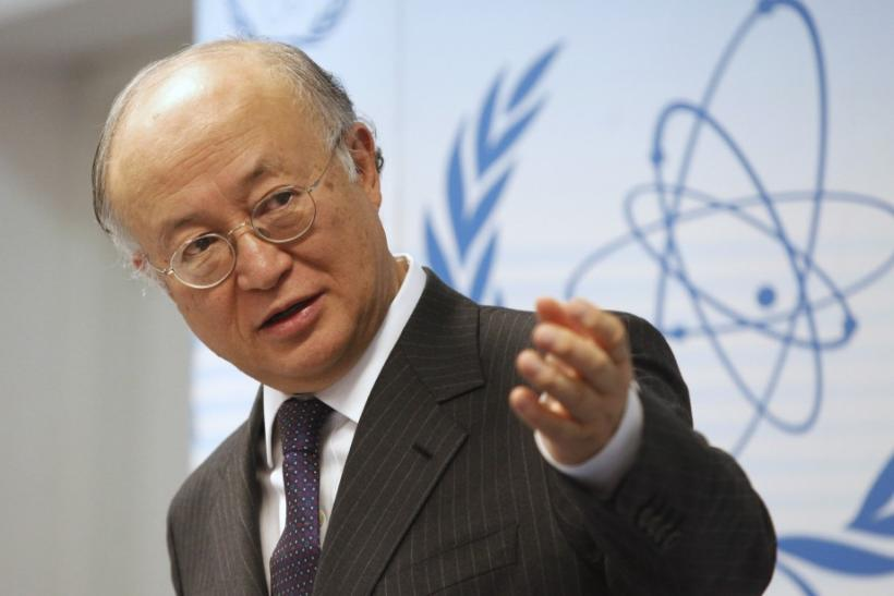 IAEA Board Passes Almost-Unanimous Resolution Against Iran's Nuclear Program.