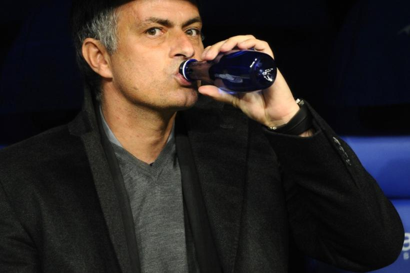 Mourinho has guided Madrid into their first Champions League quarter-finals in seven years.