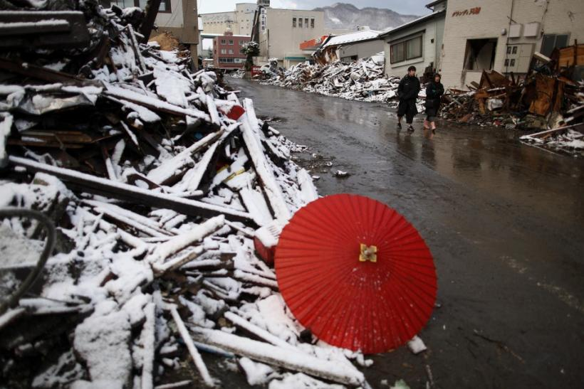 As Japan struggles to recover from Earthquake-Tsunami devastation...