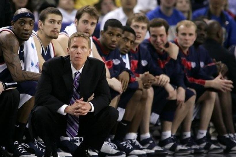 Mark Few and Gonzaga have a good chance for an upset