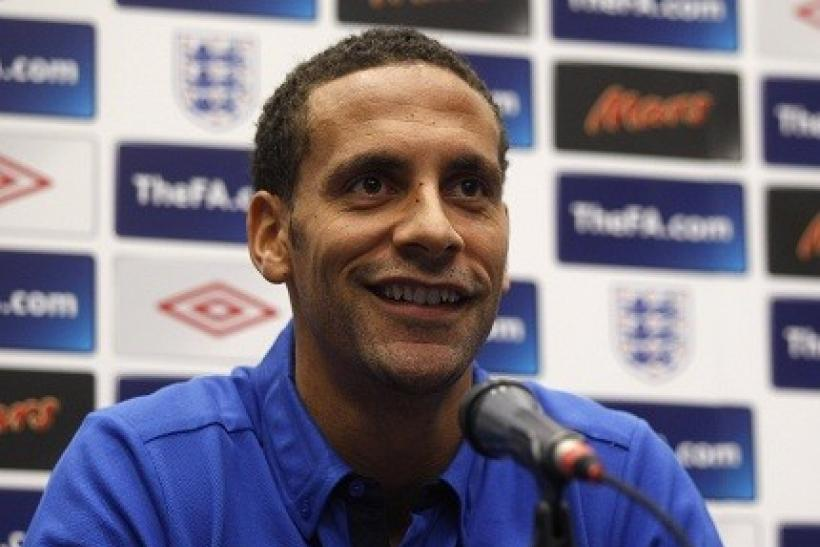 Rio Ferdinand may miss the season