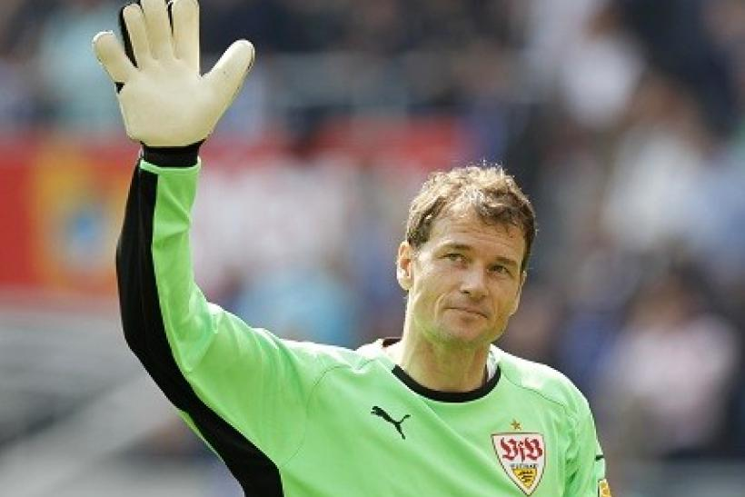 Jens Lehmann has returned to the Gunners