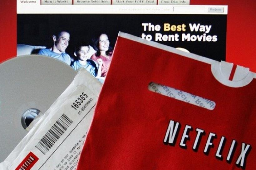 Netflix down amidst temporary contract glitch between Sony and Starz.