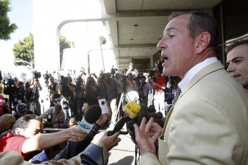 Michael Lohan Arrested for Domestic Abuse