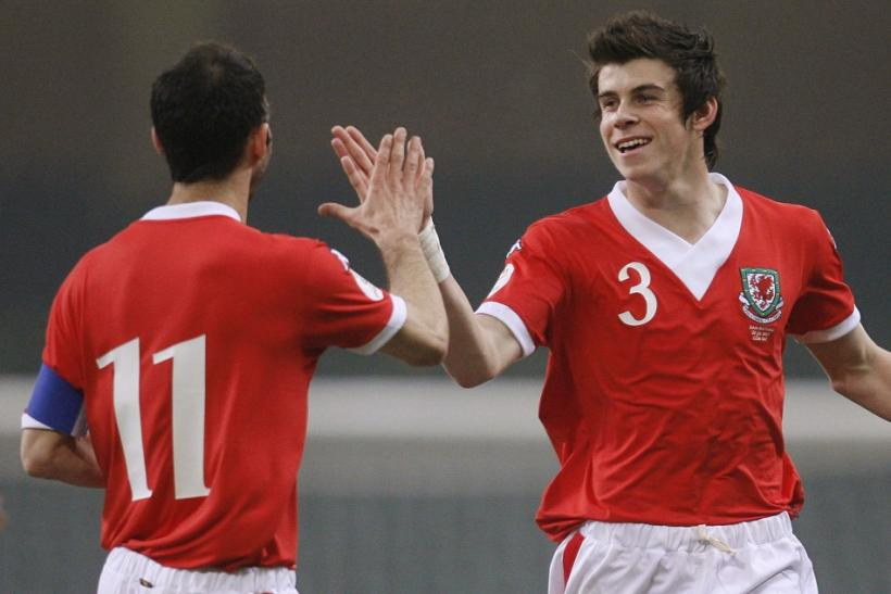 Gareth Bale leads Wales against England