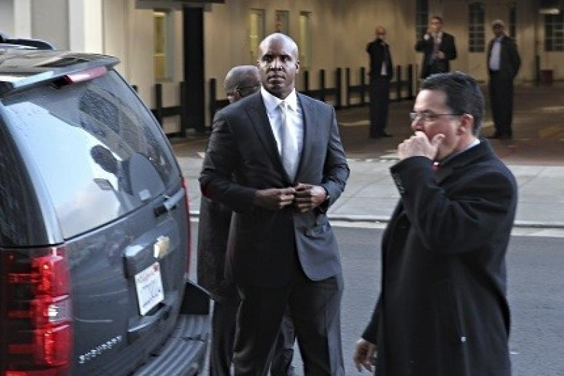 Barry Bonds faces four federal counts of perjury and one count of obstruction of justice