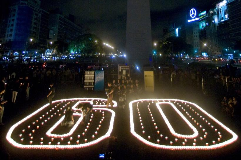Earth Hour 2011 countdown begins