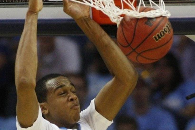 John Henson is part of a formidable North Carolina frontcourt