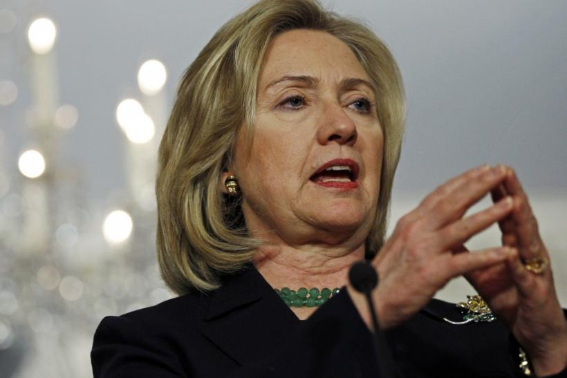 Sec. of State Hillary Clinton