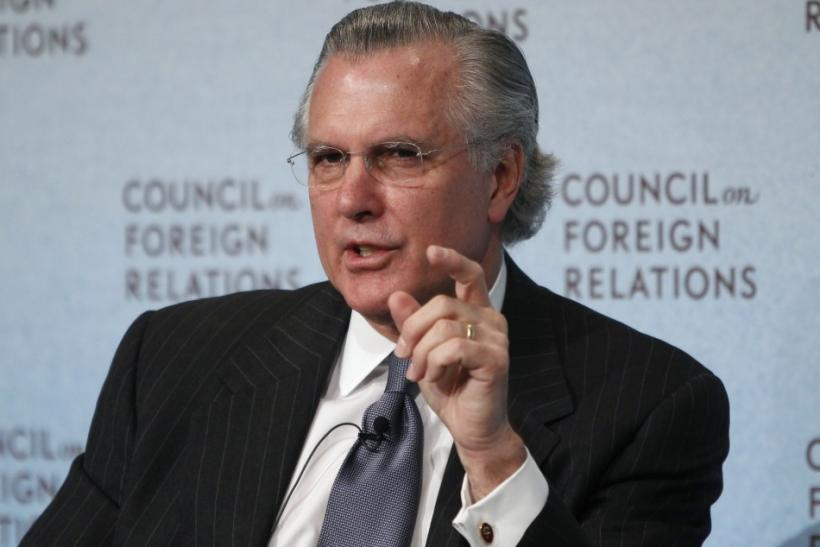 Richard W. Fisher, President and Chief Executive Officer for the Federal Reserve Bank of Dallas