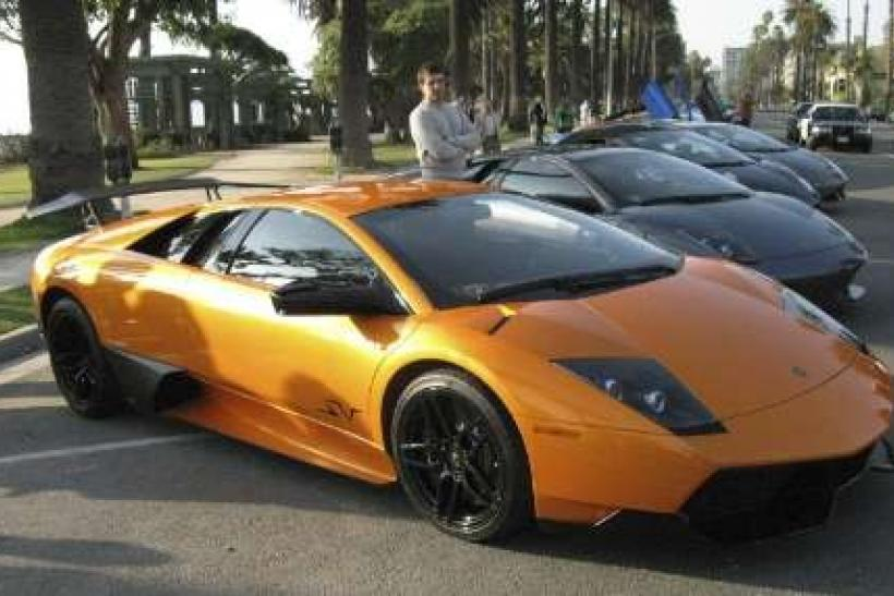 China may be Lamborghini's No.1 market this year