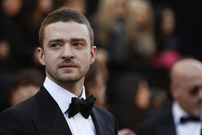 Singer Justin TImberlake arrives at the 83rd Academy Awards in Hollywood