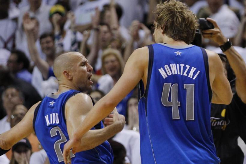 NBA FINALS Game 2: Dirk Nowitzki Leads Comeback Victory (Photos)