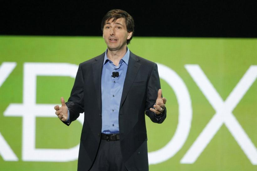 Microsoft E3 XBOX 360 media briefing in Los Angeles