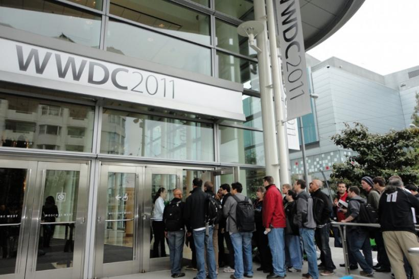 Apple WWDC 2011: Return of King Jobs, Hello iCloud, iOS 5 and OS X Lion (Photos)