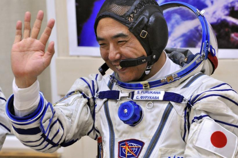Japanese astronaut Satoshi Furukawa plans to grow cucumbers in space