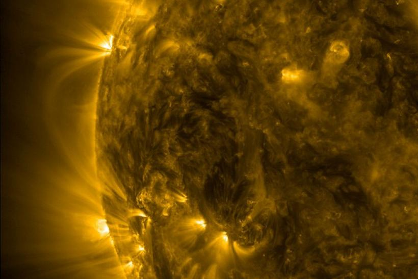A look back at solar flares in 2011 and their effects