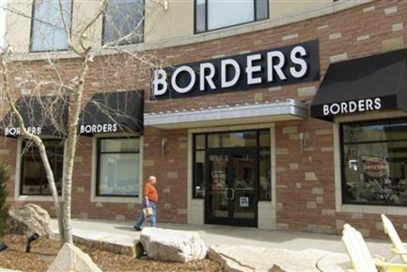 Borders Agrees to Purchase