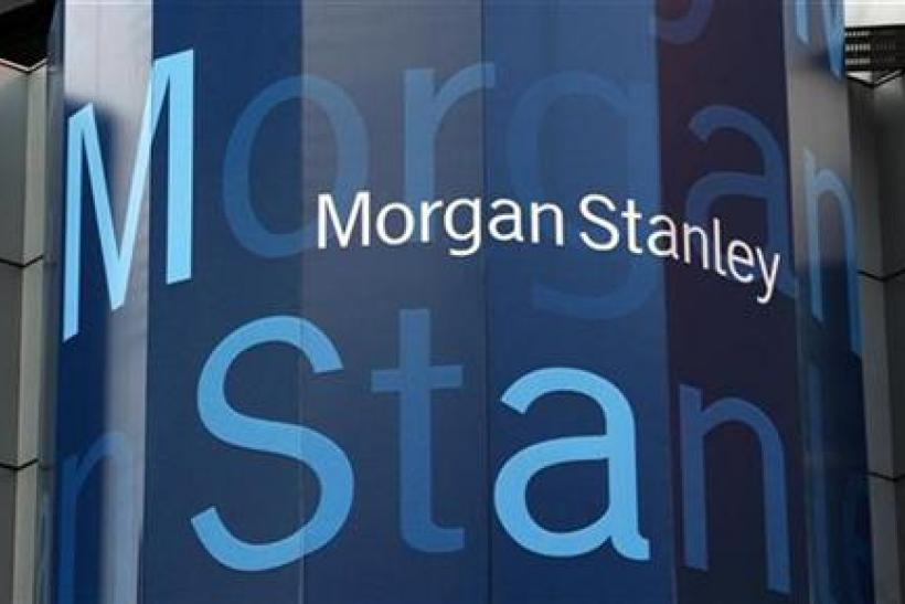 Morgan Stanley Gets Banking License To Operate In India