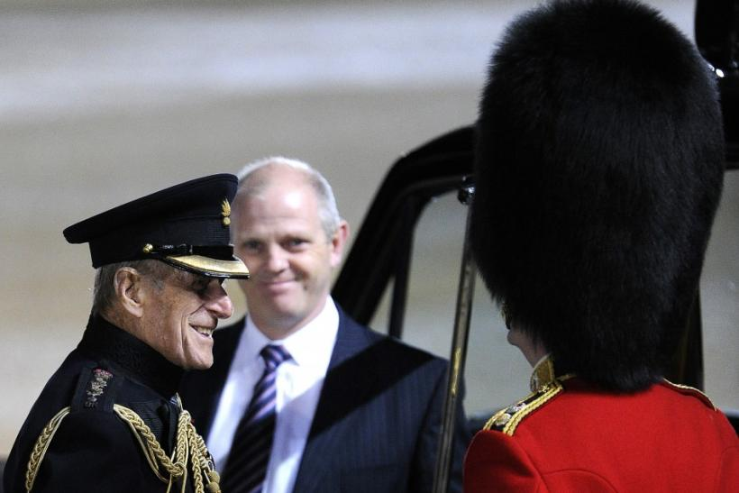 Britain's Prince Philip