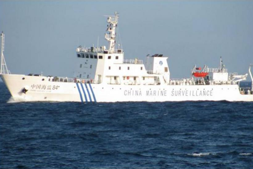 Chinese marine surveillance ship, PetroVietnam showdown