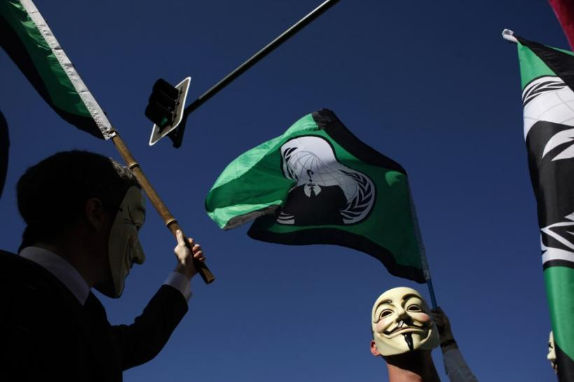 Anonymous re-target Turkey