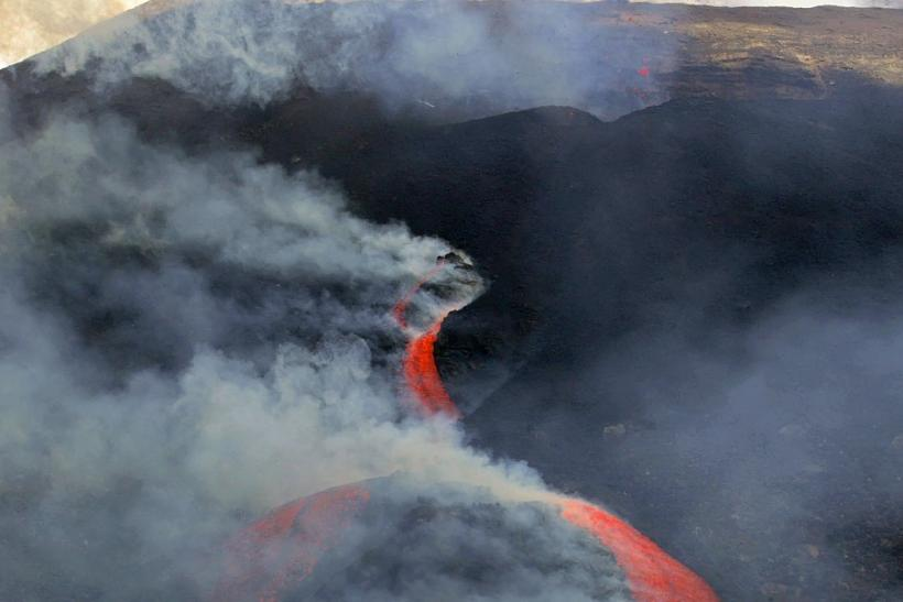 The Ten Most Active Volcanoes in the World