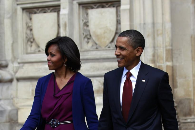 10. Michelle Obama's Top 10 Looks For the Year 2011