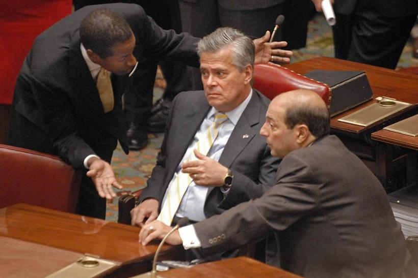 Senate Majority Leader Dean Skelos