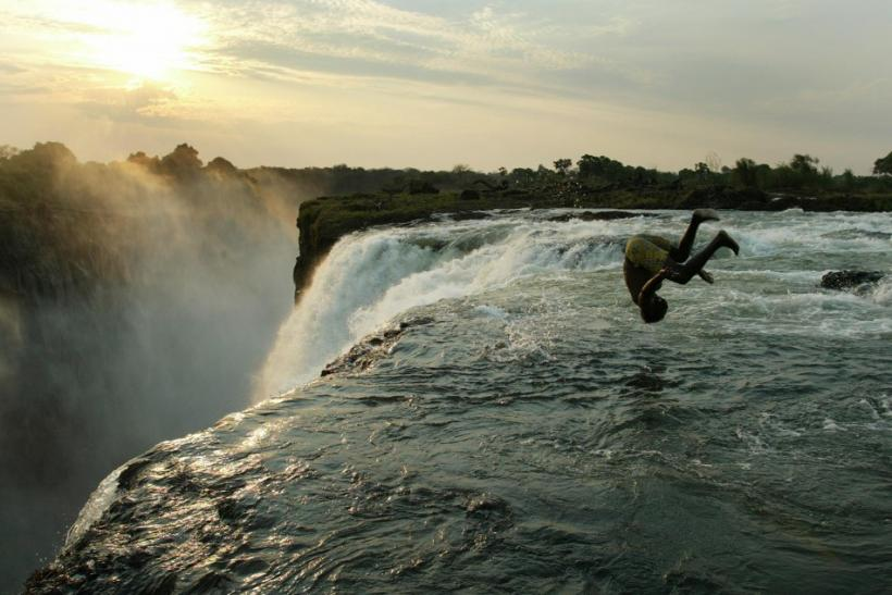 # 8. Zambezi River, Zimbabwe and Zambia