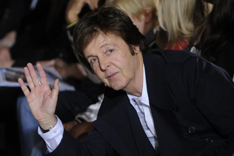 mccartney blames beatles breakup on lennon