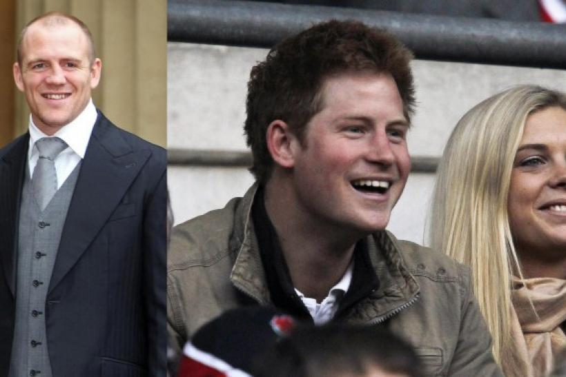 Prince Harry's ex Chelsy removed from Zara-Phillips' Royal Wedding list