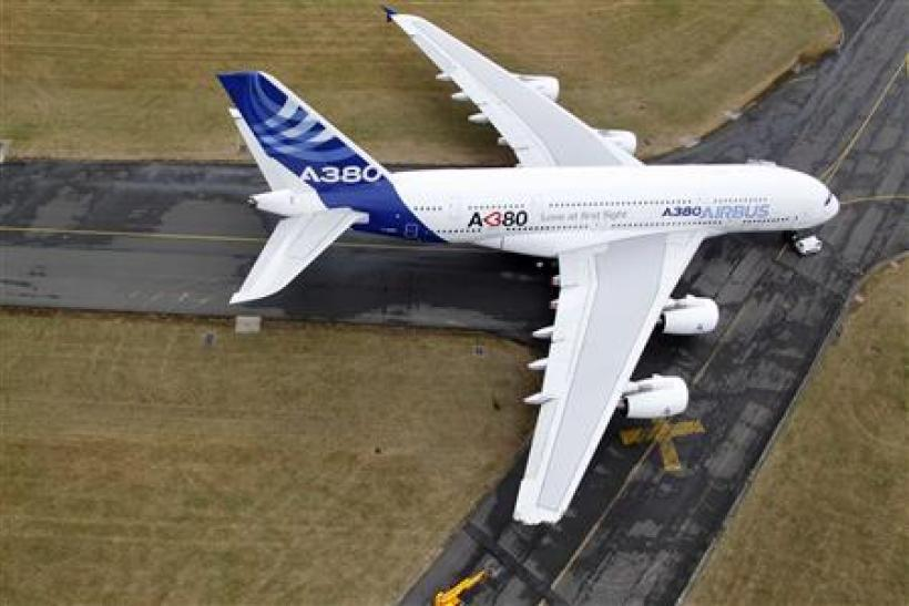 China Southern Airlines Gets the First A380 in the Country