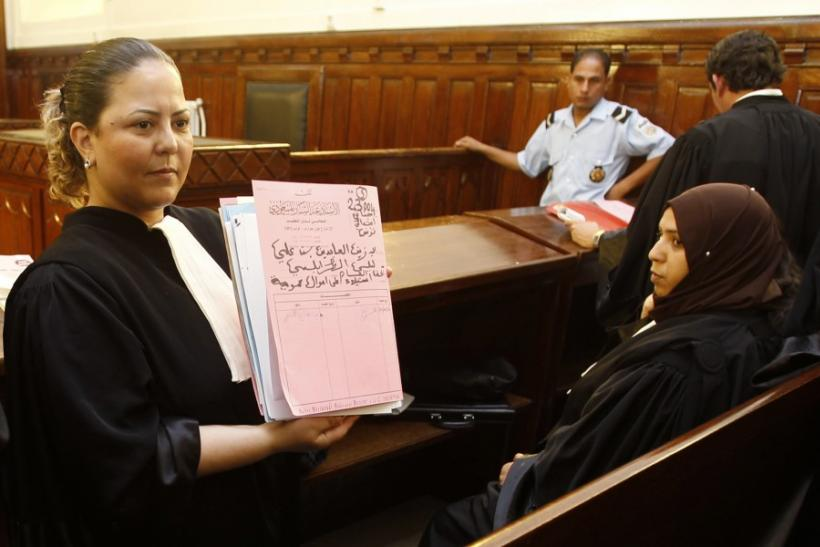Ben Ali court absentia- Lawyer
