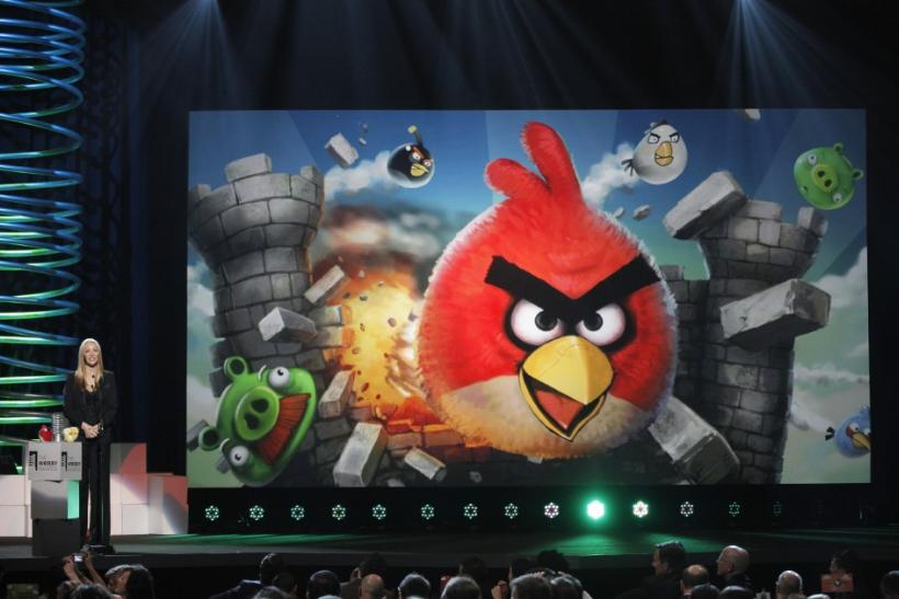 Rovio's Angry Birds Cartoon Series To Land On TV Screens