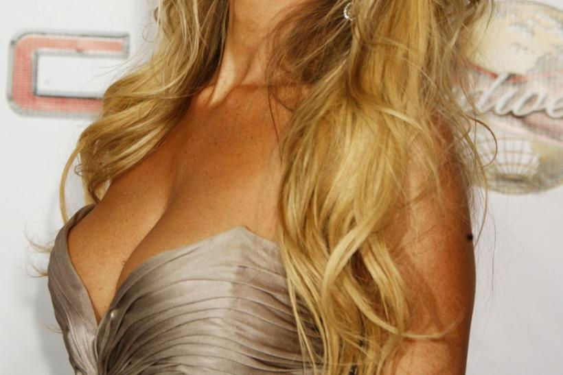 U.S. model Marisa Miller attends a press event for the Sports Illustrated 2007 Swimsuit issue in Los Angeles