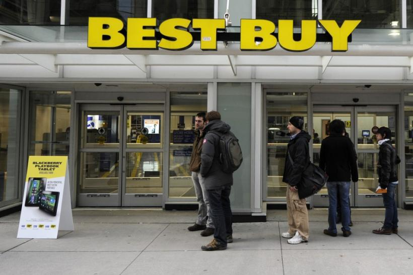 Best Buy will reduce the size of its superstores over the next five years.