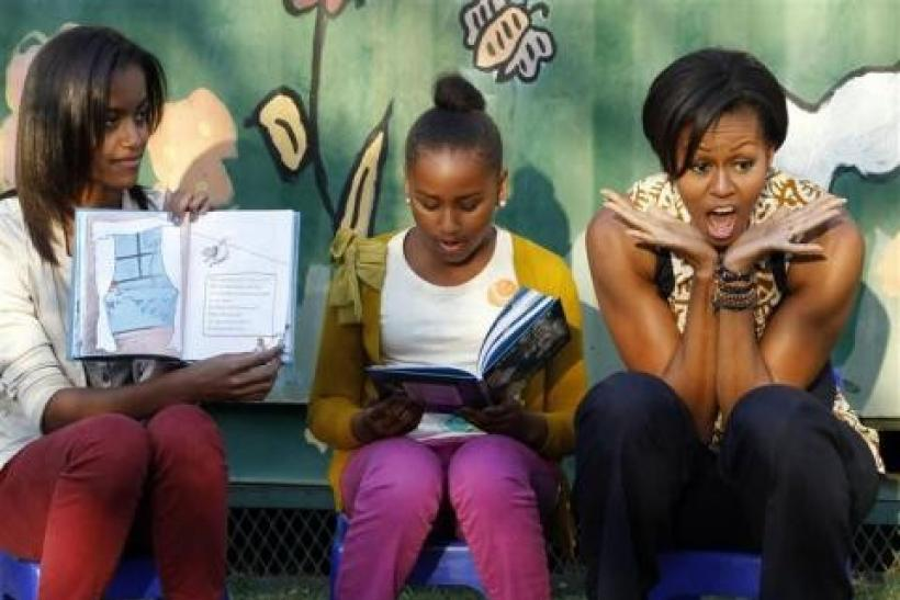 First Lady in Africa
