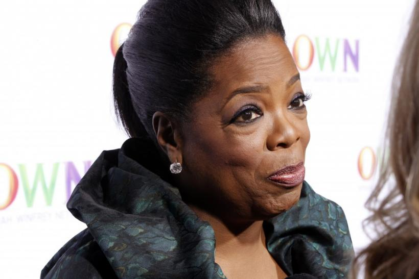 Talk show host Oprah Winfrey wants O.J. Simpson to confess to her.