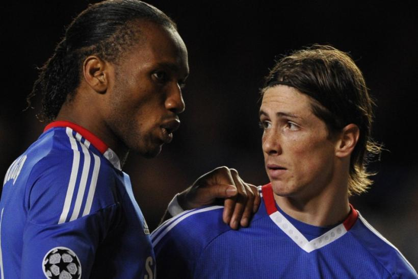 Chelsea have been impressed with Drogba's attitude after the arrival of Fernando Torres.