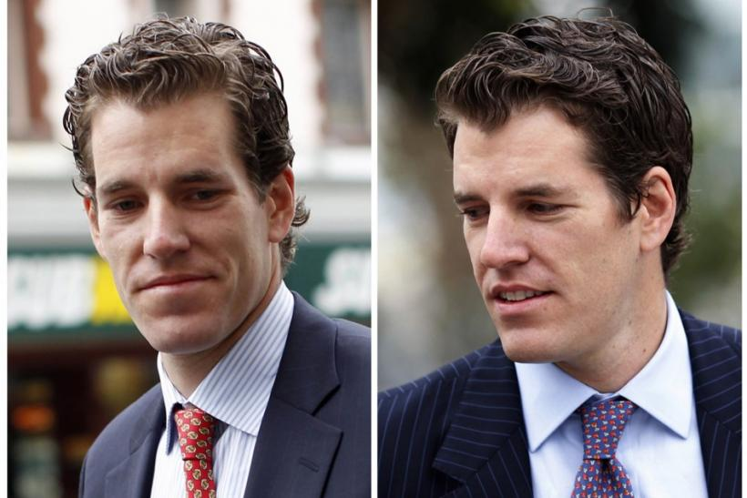 Winklevoss Twins Invest Heavily In Bitcoin, Just As The