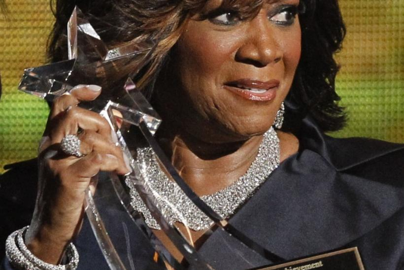 Patti LaBelle honored with Lifetime Achievement Award.
