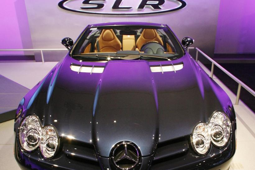 Most expensive cars in the world pictures for Most expensive mercedes benz in the world