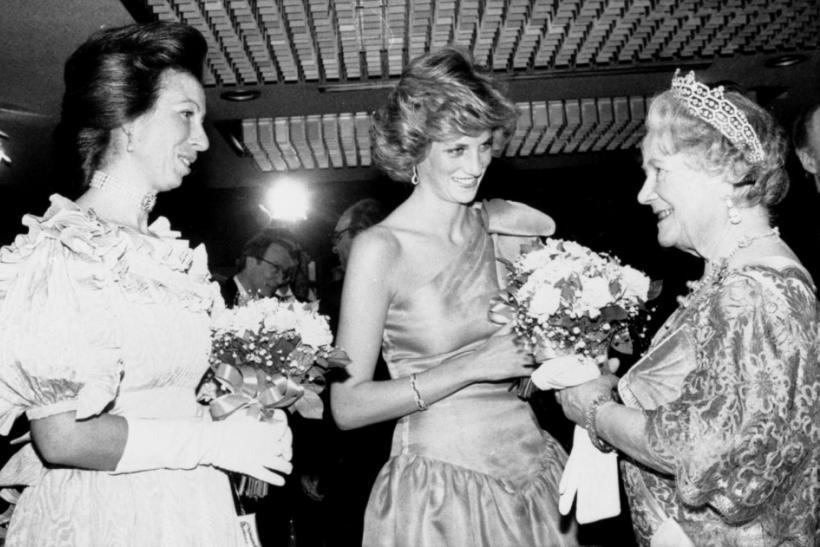 Princess Diana's 50th birthday: Unique images of a diva.