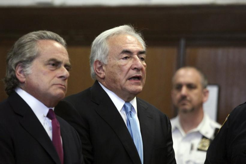 Strauss-Kahn in court today