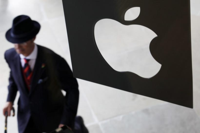 Apple Loses Legal General in Patent War