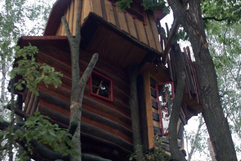 Tree House Hotel in Germany